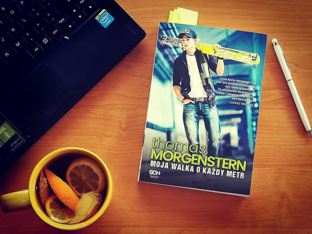 """""""Moja walka o każdy metr"""" – Thomas Morgenstern"""