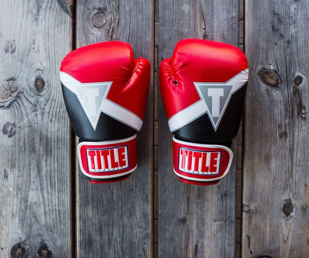 rękawice bokserskie, psychologia sportu, psycholog sportu